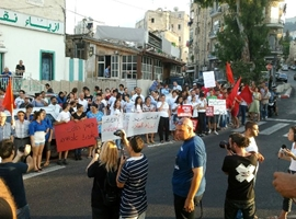 Survey: Arab-Palestinian citizens in Israel demand social justice