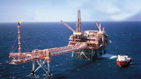 Woodside Energy gas field in Australia (Photo: Review of Business Taxation)