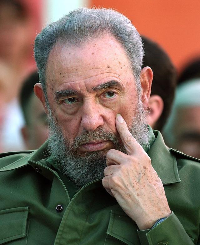 Fidel Castro (Photo: Granma)