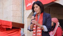 Palestinian Legislative Council Member Khalida Jarrar (Photo: Al Ittihad)