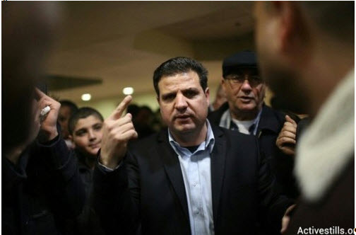 Attorney Ayman Odeh from Hadash, will fill the fist spot in Hadash and Arab parties Joint List for the March 17th elections.