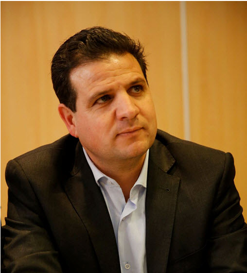 Ayman Odeh (Photo: Al Ittihad)