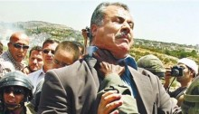 Hadash chairman and former MK Muhammad Barakeh attacked by soldiers near Bil'in
