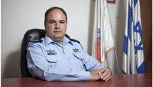 Acting Chief of the Israeli Police, Bentzi Sau