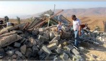 228 Palestinians (including 124 minors) were left homeless in August as a result of Israeli demolitions in Area C. The wave of demolitions continues.