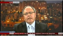 Dani Dayan, Israel's designated ambassador to Brazil, whose appointment the South American giant refuses to accept