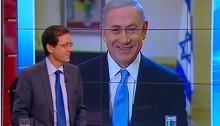 MK Herzog and PM Netanyahu