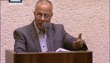 Hadash MK Abdallah Abu Ma'aruf
