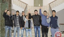 The 7 Palestinian minors sentenced to prison for stone-throwing