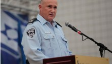 The commander of the Lahav 433 police anti-corruption unit, Asst.-Ch. Roni Ritman