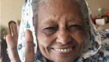 The late veteran Sudanese communist and feminist leader Fatima Ahmed Ibrahim
