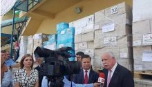 Medical supplies to Venezuela
