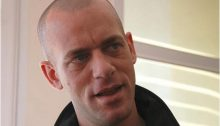 Addameer's field researcher Salah Hamouri detained by Israeli forces during a raid on August 23, 2017