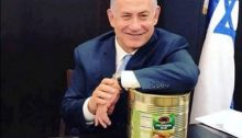 Netanyahu and sour pickles