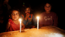 Children in Gaza