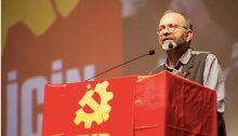 The General Secretary of the Communist Party of Turkey (TKP), Kemal Okuyan