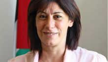 Palestinian Legislative Council member Khalida Jarrar (Photo: Adameer)