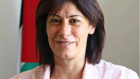 Palestinian Legislative Council member Khalida Jarrar (Photo: Adameer)