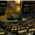 The UN General Assembly on Thursday, November 1, where 189 UN member states voted in favor of renewing the GA's call to end the American embargo against Cuba; only the US and Israel voted against the resolution.