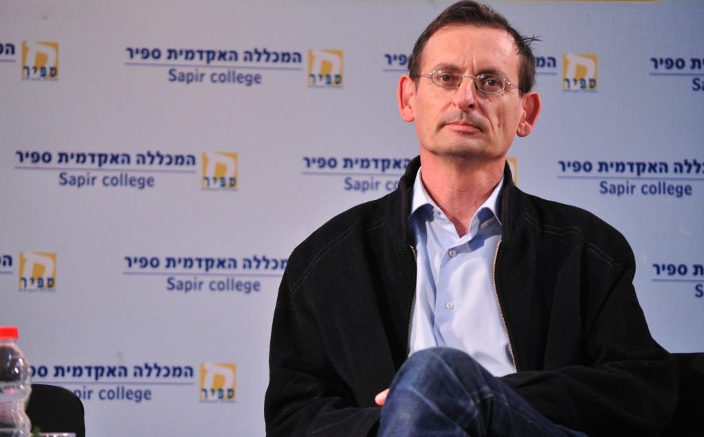 MK Dov Khenin