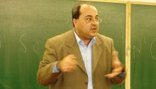 MK Ahmad Tibi: Jockeying for position