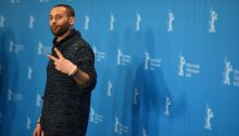 Tamer Nafar at the 66th Berlinale International Film Festival