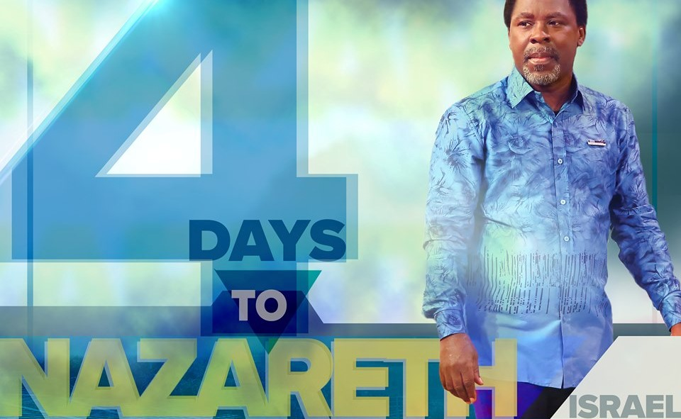 The reactionary and corrupt televangelist, T.B. Joshua, whose controversial visit to Nazareth is set to take place today and tomorrow, June 23-24