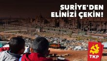 "The Turkish Communist Party (TKP): ""Hands off Syria!"""