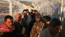 Tens of thousands of Palestinians from the occupied West Bank enter Israel every day for work.