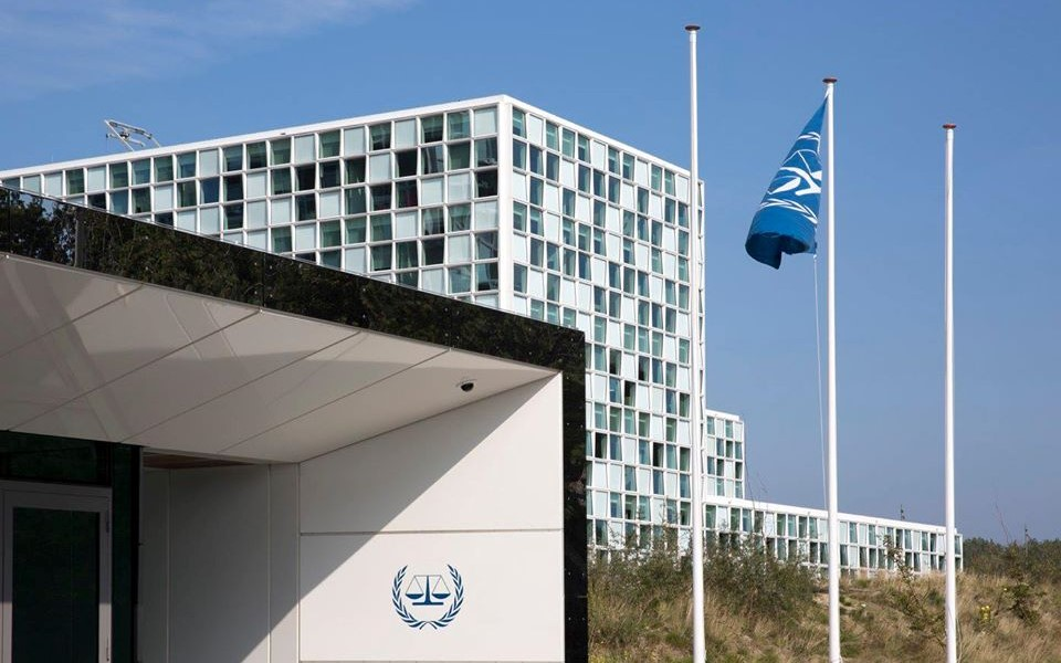 International Criminal Court headquarters at The Hague