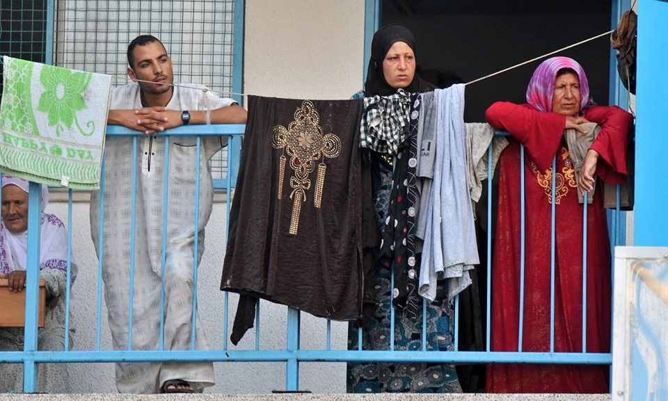 COVID-19: A Palestinian family in isolation in Gaza