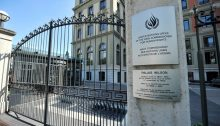 UN Office of the High Commissioner for Human Rights headquarters in Geneva