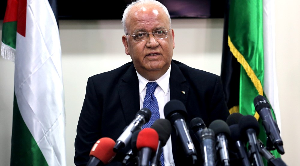 Saeb Erekat, late Secretary General of the Palestine Liberation Organization