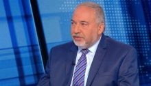 Leader of the far-right Yisrael Beytenu party, MK Avigdor Lieberman, Israel's finance minister-designate in the Bennett-Lapid government