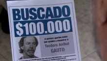 """""""100,000 peso reward for anyone providing information leading to the arrest of Teodoro Aníbal GAUTO"""" who has been peacefully residing in Israel since 2003"""