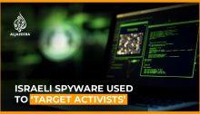 Al Jazeera report on Pegasus spyware