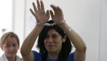 Palestinian MP and freedom fighter Khalida Jarrar