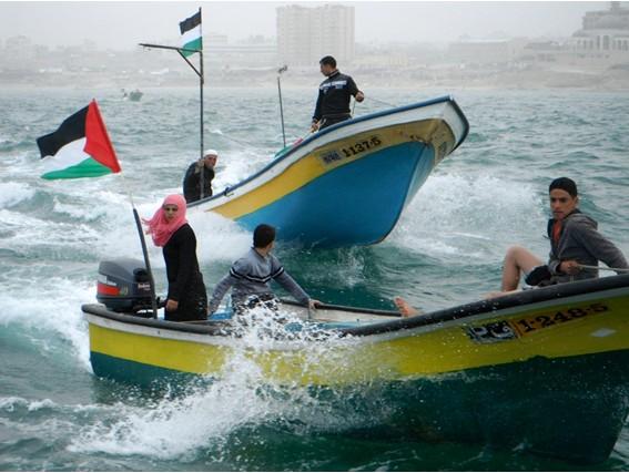 מיוחדים עדאלה דורש להחזיר סירות דייג שהוחרמו לבעליהן ברצועת עזה | המפלגה XB-07